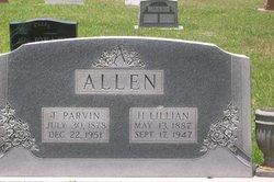 Theophilus Parvin Tom Allen