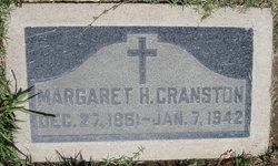 Margaret Hanna <i>Hanna</i> Cranston