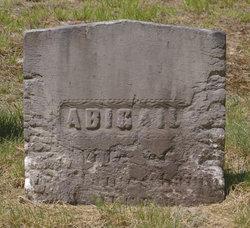 Abigail <i>Mower</i> Lamb