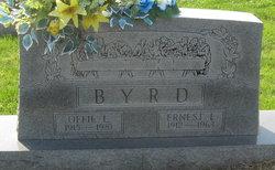 Ophia L. Offie <i>Kays</i> Byrd