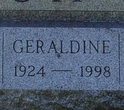Geraldine M <i>Dowling</i> Bach