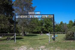 Bass Lake Lutheran Community Cemetery