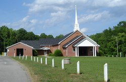 Huntsville Baptist Church Cemetery