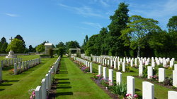 Tilly-Sur-Seulles War Cemetery