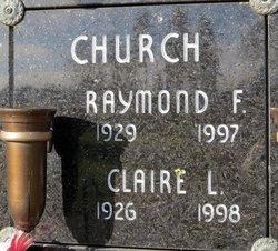 Raymond F. Church