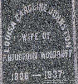 Louisa Caroline <i>Johnston</i> Woodruff