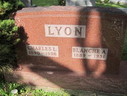 Blanche Adell <i>Manlove</i> Lyon