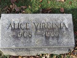 Alice Virginia Coblentz