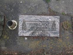 Lillian R. Hicks