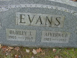 Hurley L Evans