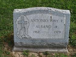 Antonio Tony R. Albano, Jr