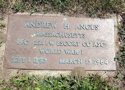Andrew Harold Angus