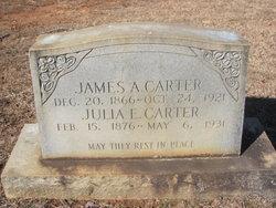 James A Carter