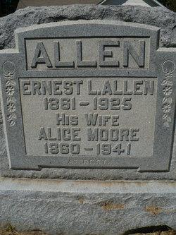 Alice <i>Moore</i> Allen