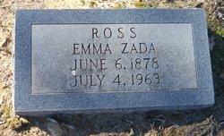 Emma Zada Ross