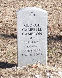 George Campbell Cameron