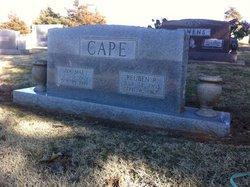 Reuben Robert Bill Cape
