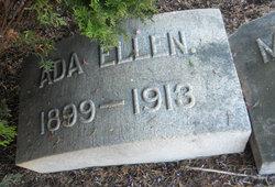Ada Ellen Straw