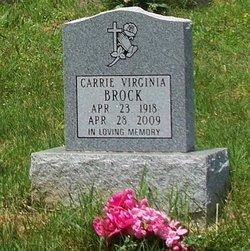 Carrie Virginia Brock