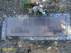Zada P <i>Glenn</i> Adkins
