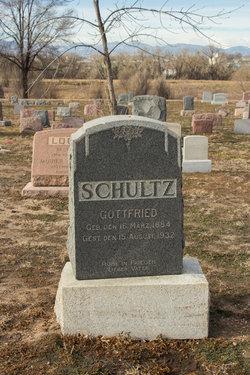 Gottfried Fred Schultz