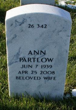 Ann Partlow
