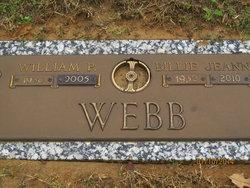 Billie Jeanne <i>Heath</i> Webb