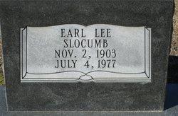 Earl Lee Slocumb