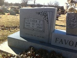Luther Luke Favors