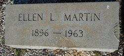 Ellen Wakefield <i>Lesslie</i> Martin