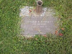 Howard B Bennett