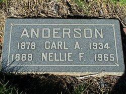 Nellie F. Nell <i>Mingle</i> Anderson