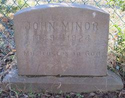 John Minor