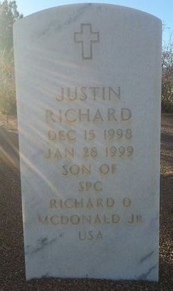 Justin Richard McDonald