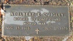 Adelbert Eugene Del Quigley
