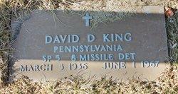 David D King