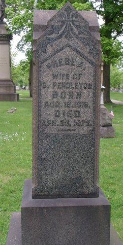 Phebe A. Pendleton