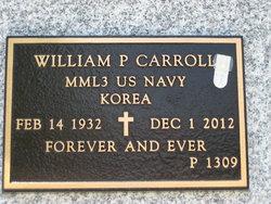 William P Carroll