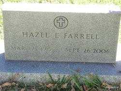 Hazel L <i>Massey</i> Farrell