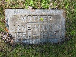 Jane <i>Abbott</i> Martin