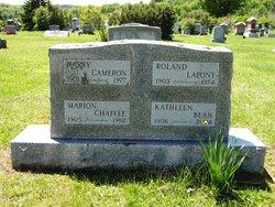 Marion Wheeler <i>Chaffee</i> Cameron