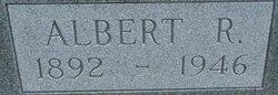 Albert R Huff