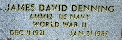 James David Denning