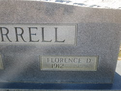 Florence Helen <i>Denning</i> Sorrell