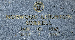 Norwood Leighton Sorrell