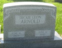 Dickie Leon Arnold