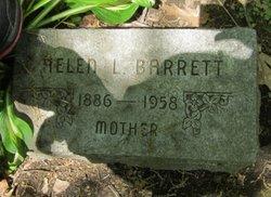 Helen L <i>Schultz</i> Barrett