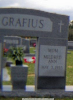 Mildred Ann Grafius