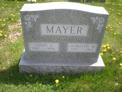 Dorothy M. <i>Heater</i> Mayer