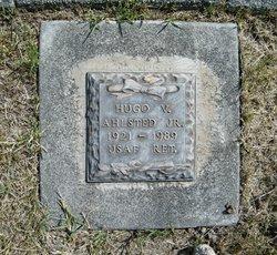 Hugo V. Ahlsted, Jr